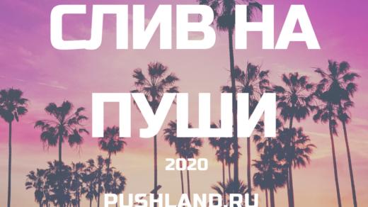 Профитный слив на пуш подписки в 2020 году